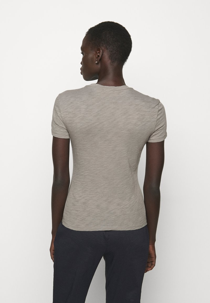 Theory - TINY TEE NEBULOUS - Basic T-shirt - moss