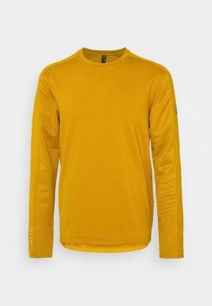 DESIGNED 4 TRAINING COLD.RDY SPORTS - Sweatshirt - gold