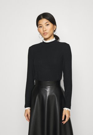 BRUSHED - Jumper - black