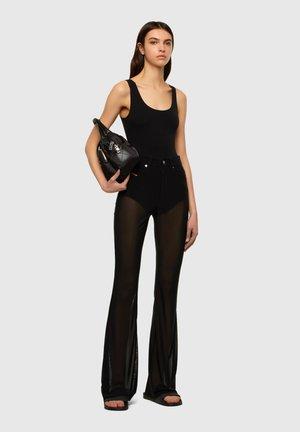 LARA - Handbag - black