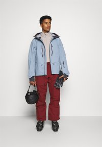 Salomon - OUTPEAK SHELL - Ski jacket - ashley blue - 1