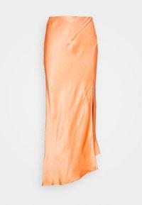 Mossman - CRAZY FOR YOU SKIRT - Maxi skirt - peach - 3