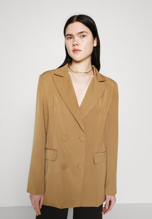 PRICKETT - Manteau court - camel