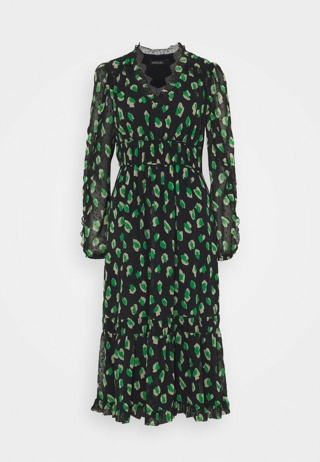 Day dress - woodruff