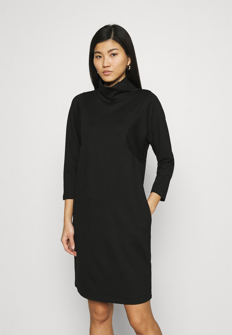 Opus - WALINE - Jersey dress - black