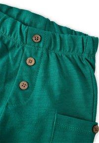 Cigit - SIDE POCKET TRACKSUIT - Tracksuit bottoms - dark green - 2
