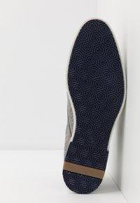 Pier One - Zapatos con cordones - grey - 4