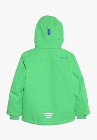 TrollKids - KIDS HOLMENKOLLEN SNOW JACKET PRO - Snowboard jacket - bright green - 1