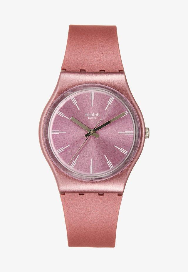PASTELBAYA - Montre - rosa