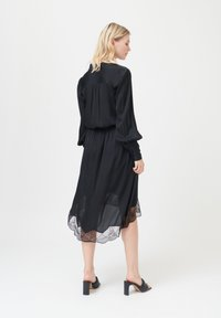 Dea Kudibal - CADENCE - Button-down blouse - black - 2