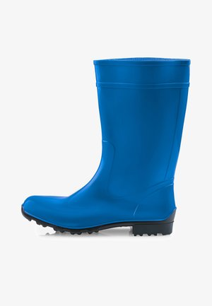 Wellies - blue/black