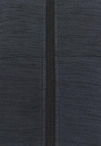 ONLY Play - ONPORLANA ZIP HOOD - Zip-up sweatshirt - black melange - 7