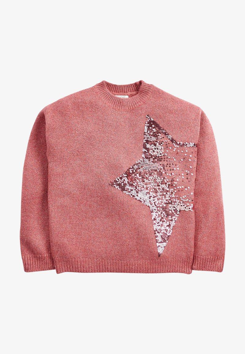 Next - Jumper - pink