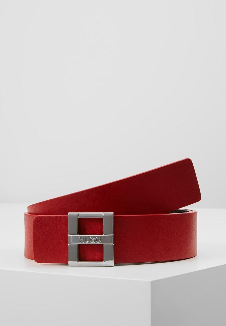 HUGO - ZITA BELT - Belt - red combi