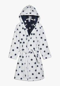 Petit Bateau - COMETE - Dressing gown - marshmallow/medieval - 0