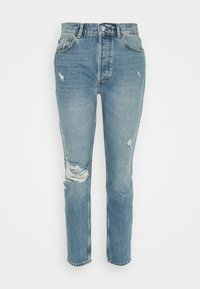Boyish - BILLY HIGH RISE - Skinny džíny - blue denim - 5