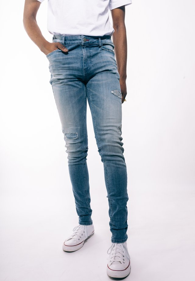Jeans slim fit - lightbluedenim