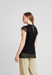 Saint Tropez - Print T-shirt - black - 2