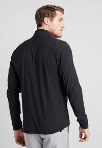 adidas Golf - JACKET - Softshelljacke - black - 2