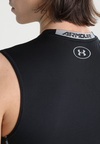 Under Armour - Camiseta de deporte - schwarz/grau - 3
