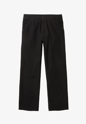 MN MUNICIPLE - Trousers - black