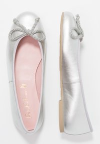 Pretty Ballerinas - AMI   - Ballet pumps - plata - 3