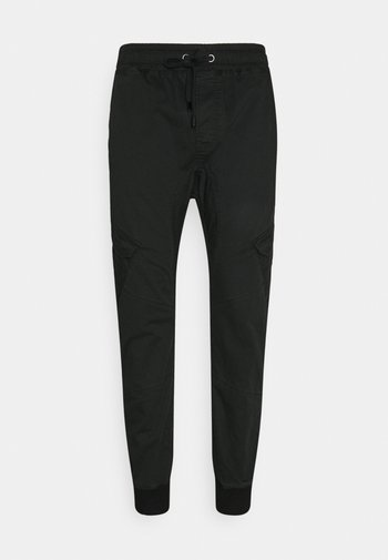 BONO - Cargo trousers - vintage black