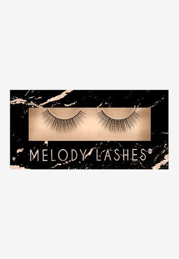 STAY NUDE - False eyelashes - black