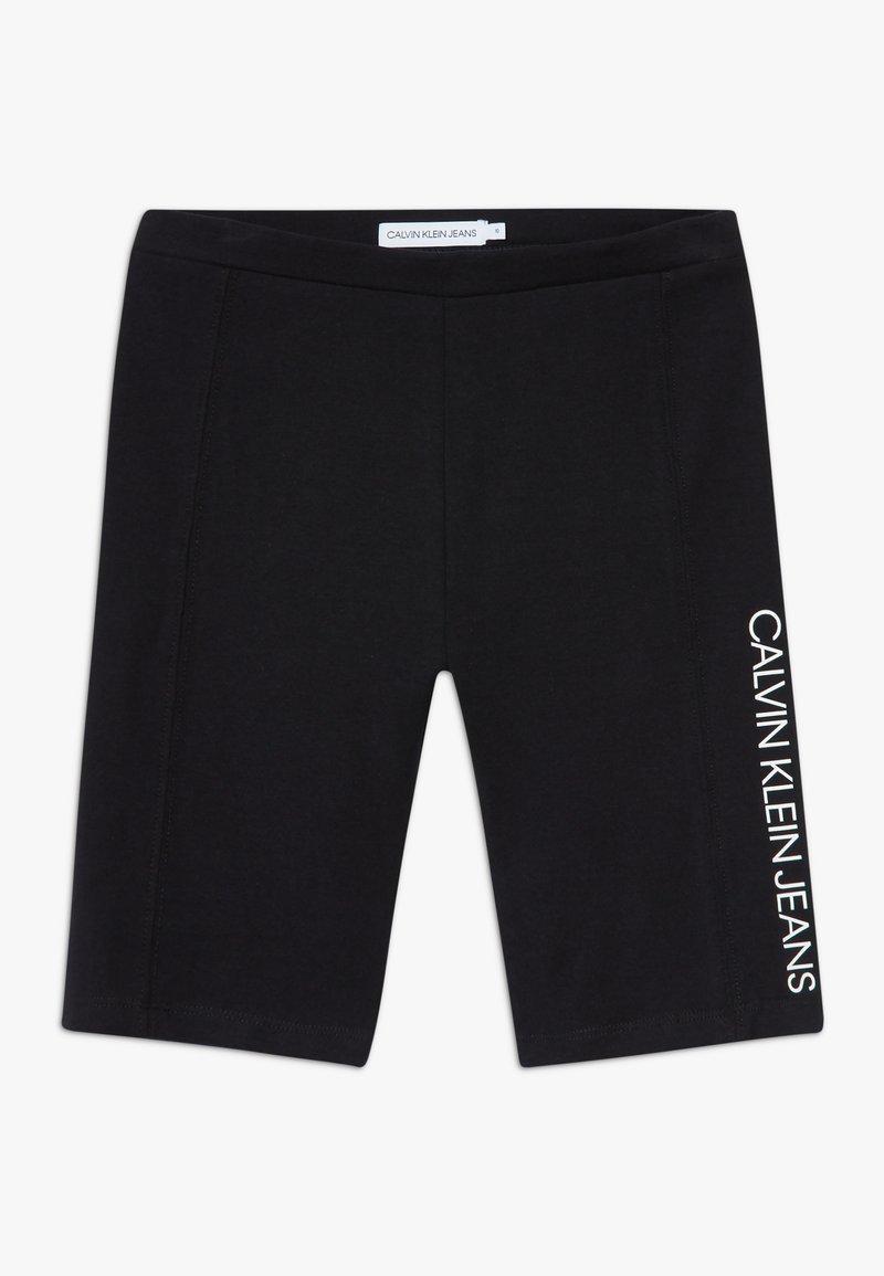 Calvin Klein Jeans - CYCLING  - Kraťasy - black