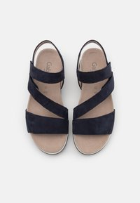 Gabor Comfort - Sandalen met plateauzool - blue - 5