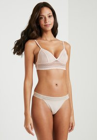 DKNY Intimates - CLASSIC COTTON - String - nude - 1