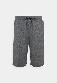 Men's sweat shorts - Sports shorts - dark grey