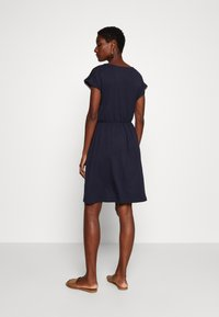 Anna Field - BASIC JERSEYKLEID - Jersey dress - maritime blue - 2