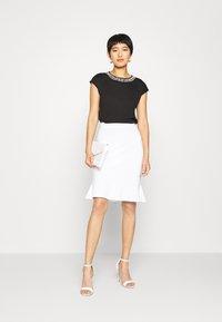 Anna Field - Pencil skirt - white - 1