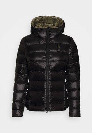 GIUBBINI CORTI IMBOTTITO PIUMA - Down jacket - black