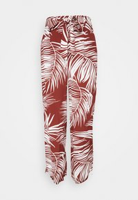 ONLY - Trousers - burnt henna/palm leaf - 3