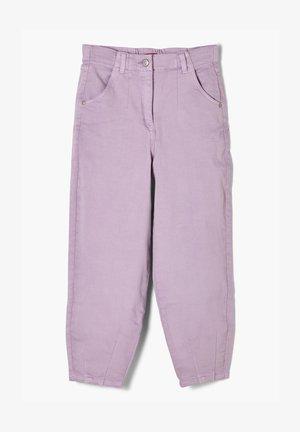 Slim fit jeans - violet
