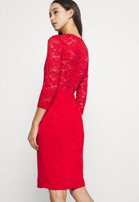 WAL G. - NALA DRESS - Day dress - red - 4