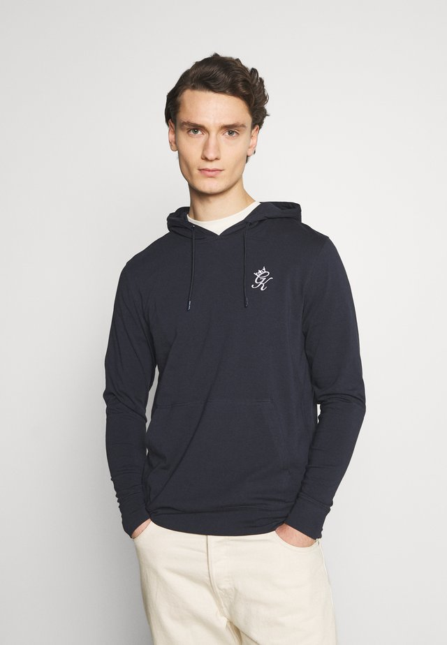 LIGHT WEIGHT BASIS  - Hoodie - navy