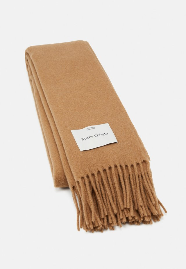 Scarf - true camel
