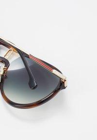 Carrera - Sluneční brýle - dark havana - 5