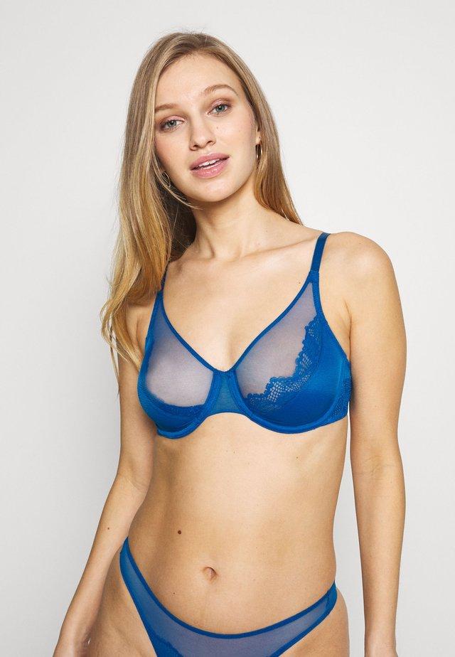 SPOTLIGHT - Underwired bra - lagoon blue