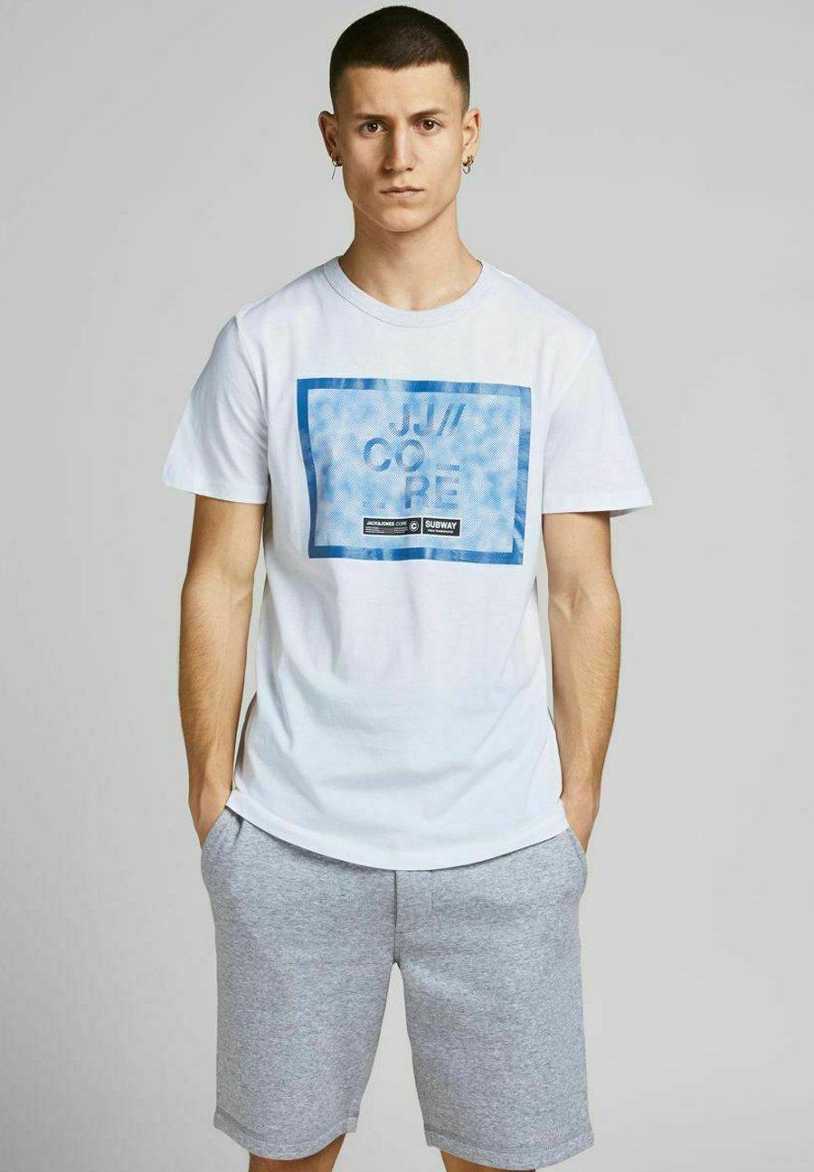 Herren JCOFIKES - T-Shirt print
