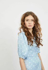 Vila - Maxi dress - cashmere blue - 3