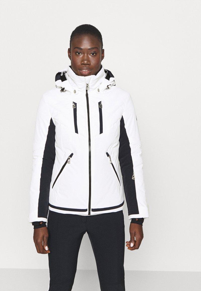 Toni Sailer - HENNI - Ski jacket - bright white