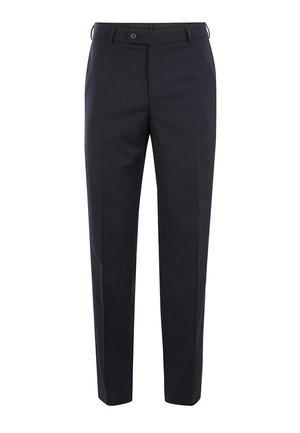 UDINE MIT KOMFORTBUND - Suit trousers - marine