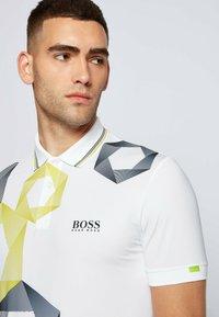 BOSS - PADDY MK - Polo shirt - white - 3
