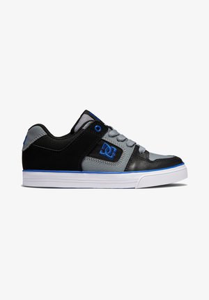 PURE - Sneakers laag - black/grey/blue