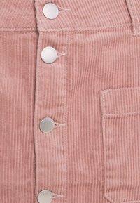 JDY - JDYSHIRAZ LIFE SHORT SKIRT - Mini skirt - woodrose - 2