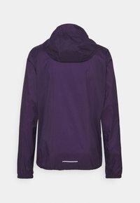 Quiksilver - SUMMIT LINE - Summer jacket - purple plumeria - 1